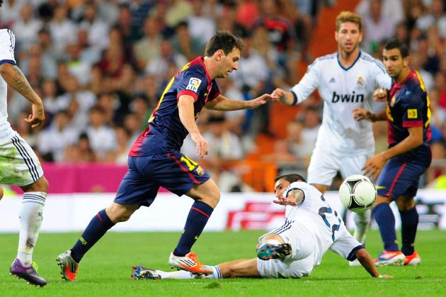 La Liga Winners and Losers of 2012