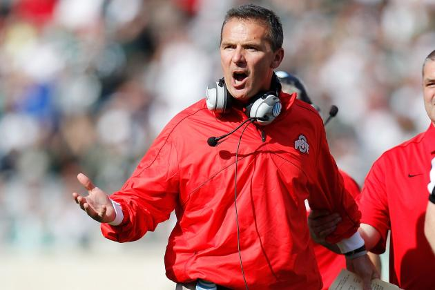 2012 College Football: Grades for Urban Meyer and Other Coaches at New Schools