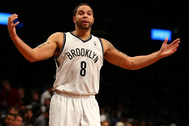 5 Ways Brooklyn Nets' Deron Williams Needs to Immediately Improve