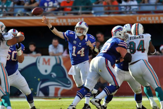 Buffalo Bills Lose to Miami Dolphins and Referees 24-10