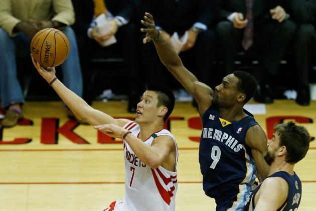 Memphis Grizzlies vs. Houston Rockets: Postgame Grades and Analysis for Houston