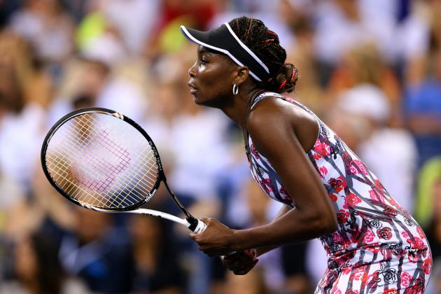 Venus Williams Among 5 Players Set to Rise in the WTA Rankings in 2013