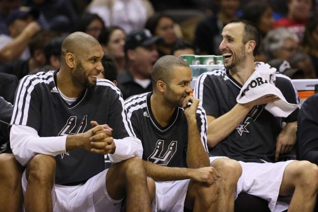5 Best Games for San Antonio Spurs' Gregg Popovich to Rest Aging Stars