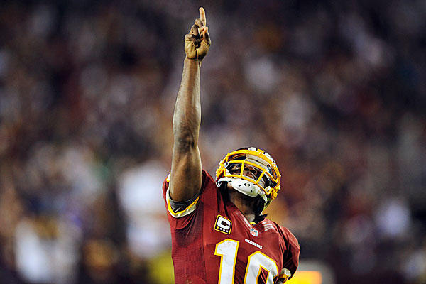 2012 Washington Redskins: A Dreamer's Guide to a Redskins Postseason