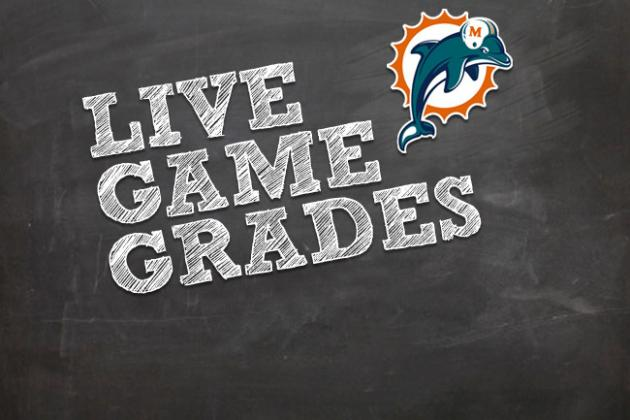 Buffalo Bills vs. Miami Dolphins: Final Report Card, Player Grades for Miami
