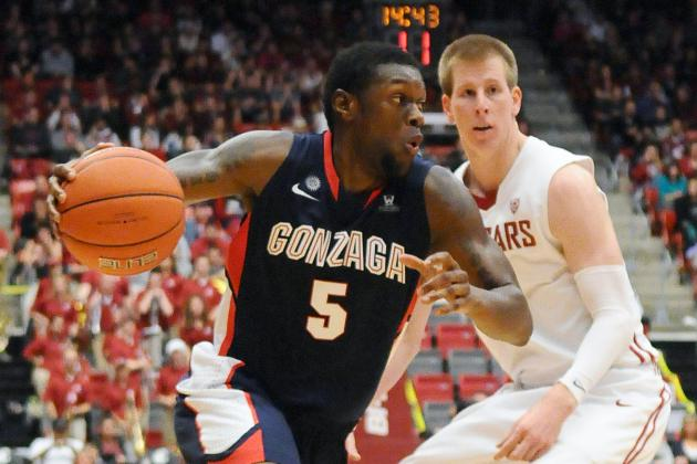 Gonzaga Basketball: Early Season Grades for the Zags