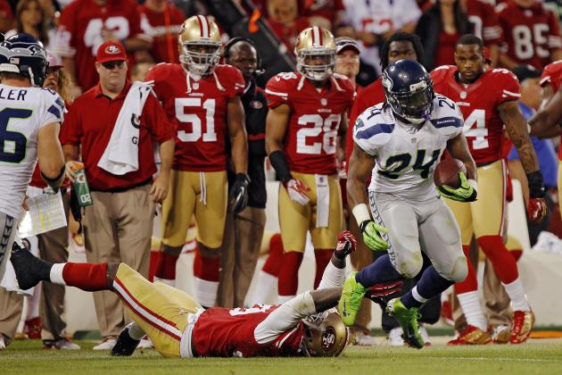 49ers vs. Seahawks: 5 Matchups That Will Decide Sunday Night Clash
