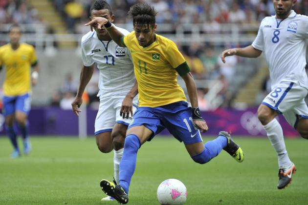 Examining the Possibility of Manchester City Signing Neymar