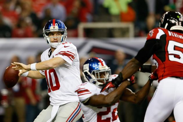 5 New York Giants Who Control the Team's Playoff Hopes