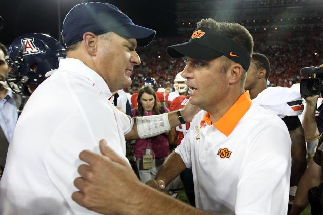 Arizona Football: Ranking the Wildcats' 2012 Wins