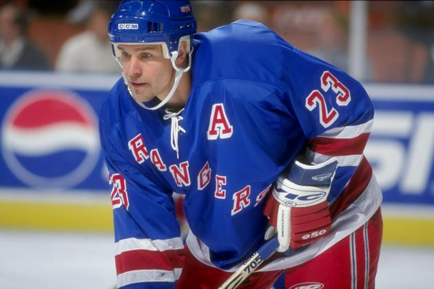 NY Rangers: The Toughest Players to Ever Lace Up the Skates for the Blueshirts