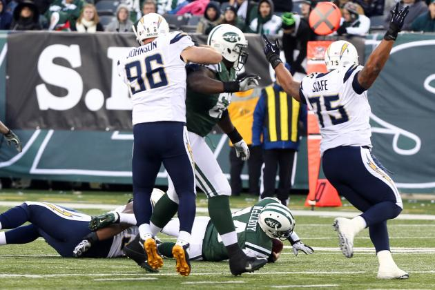 Chargers vs. Jets: New York's Biggest Winners and Losers from Week 16