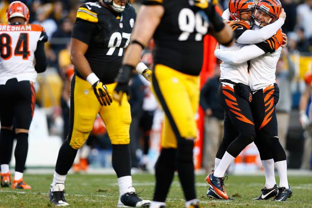 Pittsburgh Steelers: Winners and Losers in Loss to the Bengals