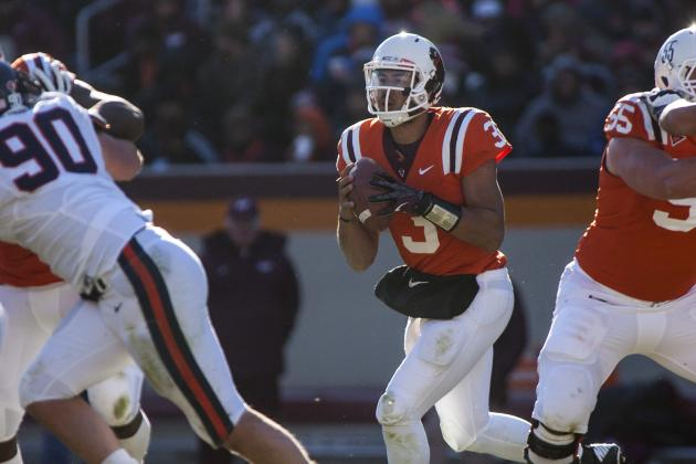 Virginia Tech Football: Projecting the Hokies' 2013 Offensive Depth Chart