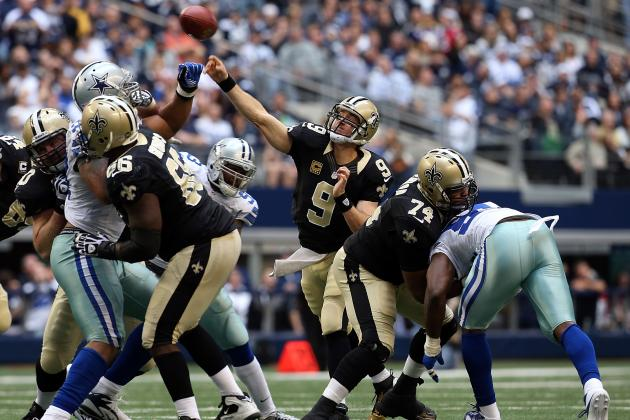 Saints vs. Cowboys: Dallas' Biggest Winners and Losers from Week 16