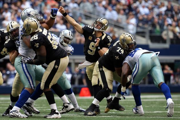Saints vs. Cowboys: New Orleans' Biggest Winners and Losers from Week 16