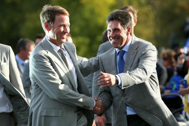 Golf's Biggest Disappointments of 2012