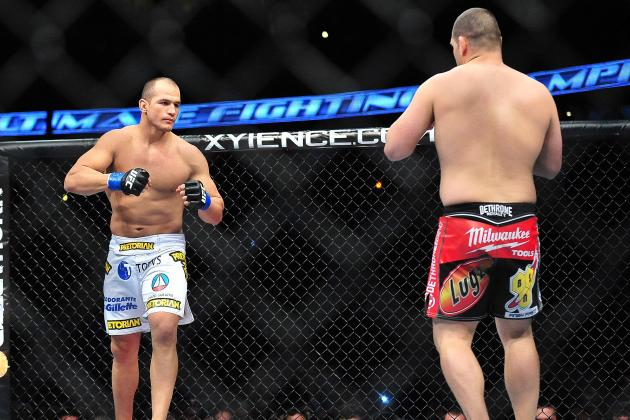 UFC 155: Full Fight Videos for Junior dos Santos and Cain Velasquez