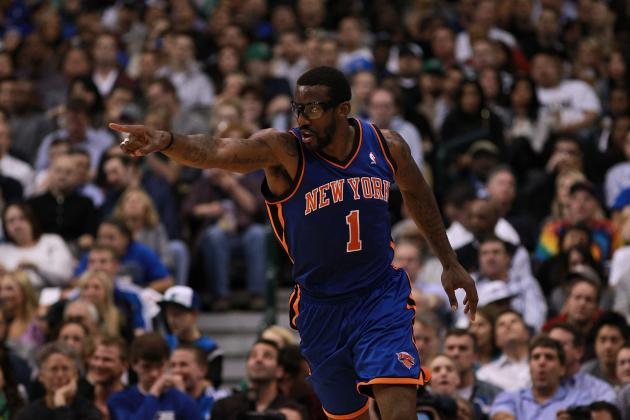 New York Knicks: 5 Things Amar'e Stoudemire Brings to the Table