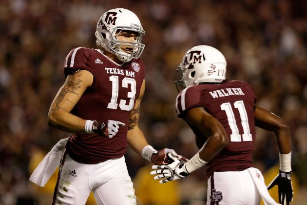 Texas A&M Football: How Cotton Bowl Win Will Impact Aggies' 2013 Preseason Rank