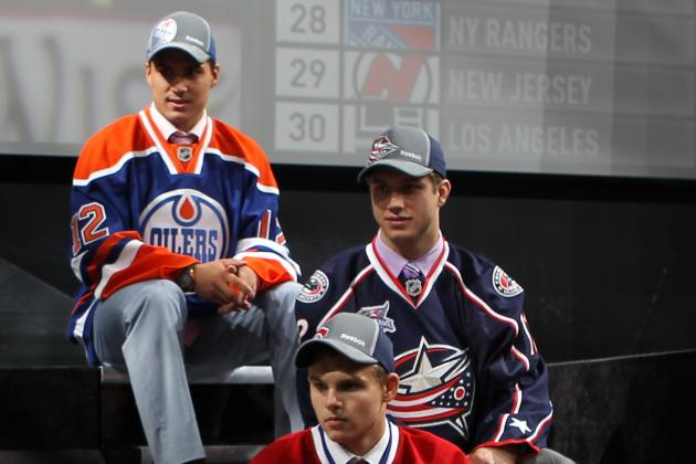 2012 NHL Draft: Ranking the NHL Readiness of the First Round Picks
