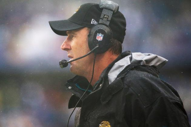 5 No-Brainer Choices to Replace Mike Mularkey as Jaguars Head Coach