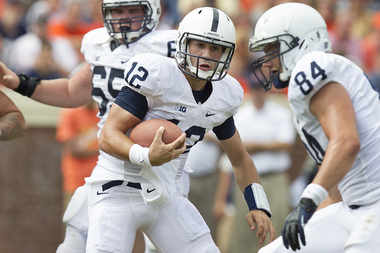 Penn State Football: Setting Odds on Who Starts at QB in 2013