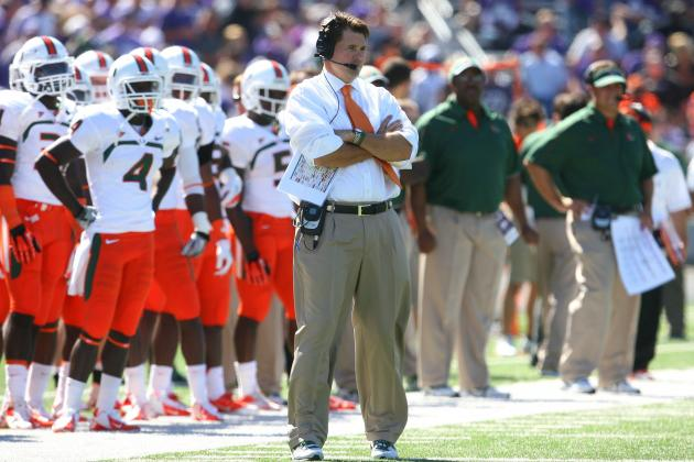 Miami Football: 10 Reasons Al Golden Was Right to Turn Down Wisconsin