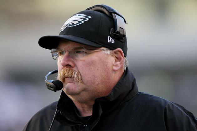 Ranking the 3 Most Likely Candidates to Replace Andy Reid After Yet Another Loss