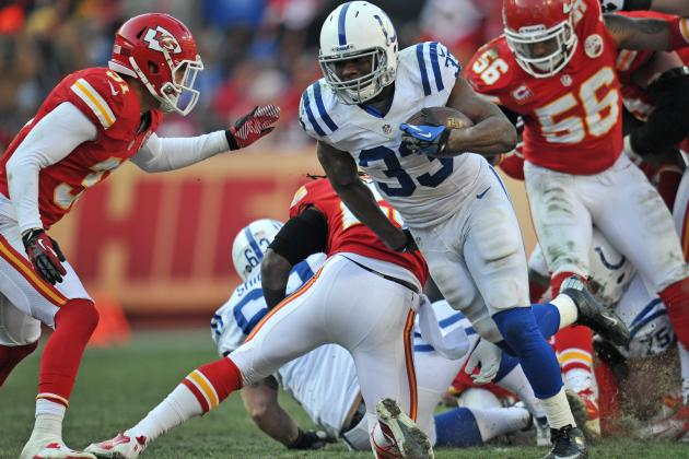 The 5 Biggest Unsung Heroes of the Indianapolis Colts' Stunning 2012 Season