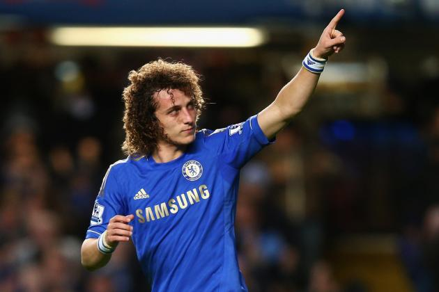 Chelsea Icon Analysis: Should David Luiz Get a Start in Midfield at Norwich?