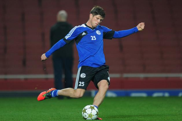 Arsenal Transfer News: Weighing Arsenal's Attacking Options After Huntelaar