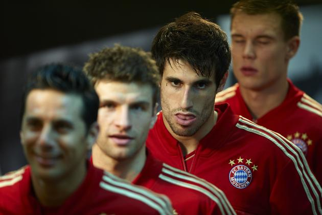 Bayern Munich 2012 Report Card: Top Marks for Ribery, but Robben Earns an F