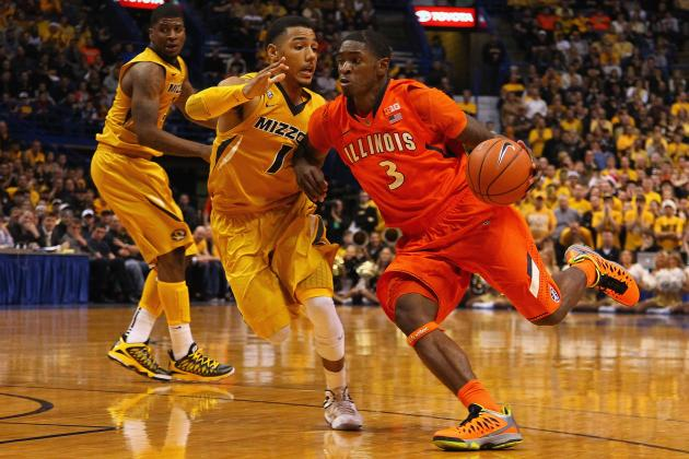 2013 March Madness Field of 68 Projections: Dec. 24