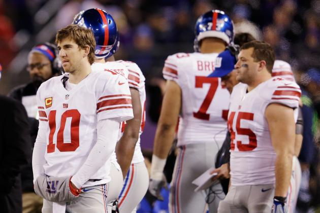 New York Giants' Biggest Reasons for Optimism Heading Out of 2012 Season
