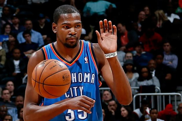 NBA MVP Odds: Is This Finally Kevin Durant's Year?