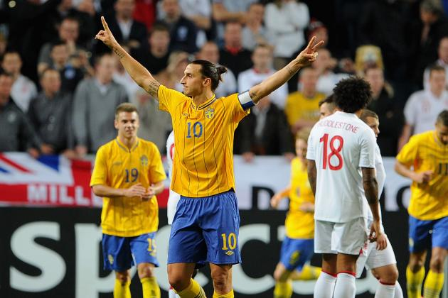 Zlatan Being Zlatan: Ibrahimovic's Top Quotes of 2012