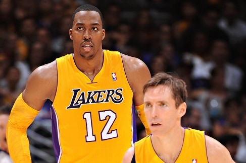 Lakers' Biggest Moments of 2012