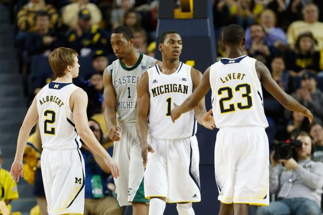 College Basketball Conference Power Rankings at Week 8