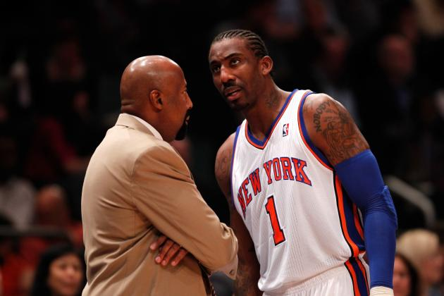 5 Ways Amar'e Stoudemire Will Impact the Knicks When Healthy