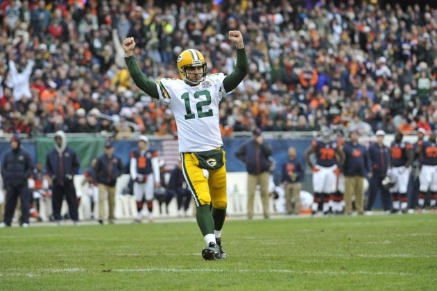 A Look Back at Packers' Best Moments of the 2012 Regular Season