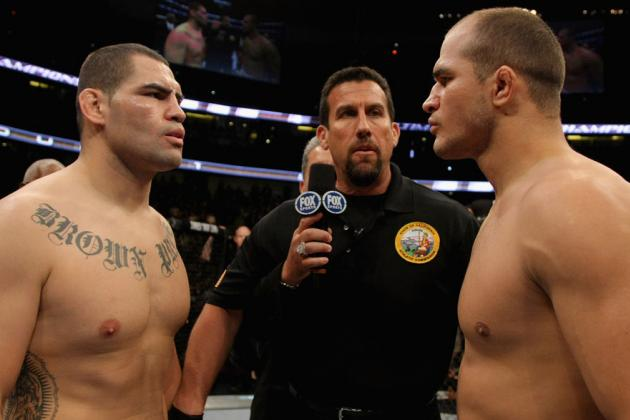 UFC 155: 5 Key Facts About Junior Dos Santos vs. Cain Velasquez