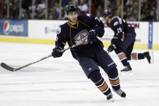 NHL Lockout: Jordan Eberle & 11 Players That Have Impressed While in the AHL