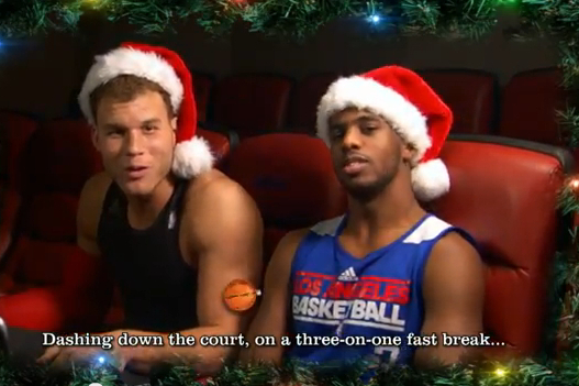 Funniest NBA Holiday Commercials
