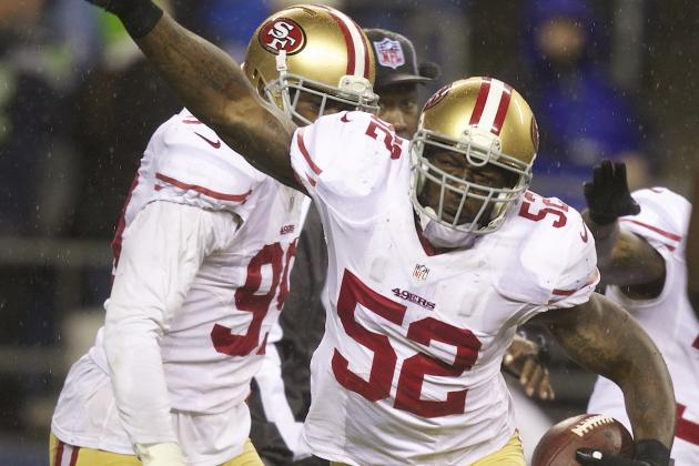 A Look Back at the San Francisco 49ers' Biggest Moments of the 2012 Season