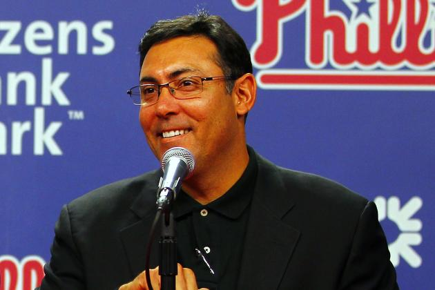 Will Ruben Amaro's Lack of Major Signings Cost Him His Job at the End of 2013?