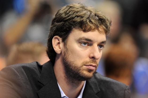 Pau Gasol and the 9 Most Untradeable NBA Contracts