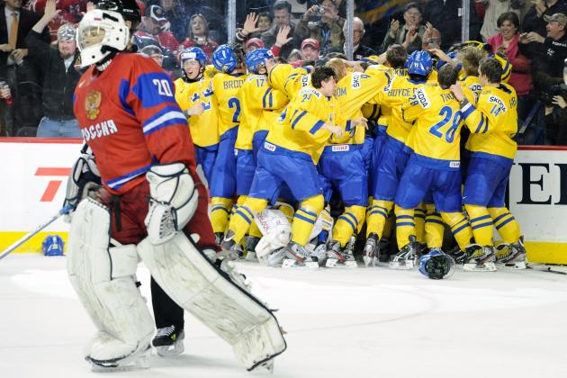 Ranking the Medal Contenders for the IIHF World Junior Championships