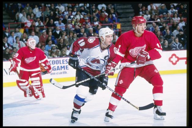 Detroit Red Wings vs Colorado Avalanche: Most Memorable Moments from the Rivalry