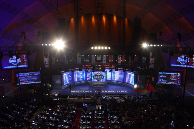 2013 Mock Draft: First-Round Projections with Updated Order